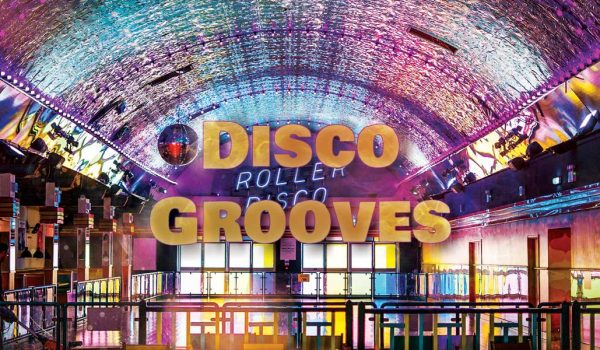 Disco Grooves By Sean Hendrix